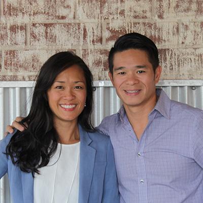 Howard and Anita Hsu
