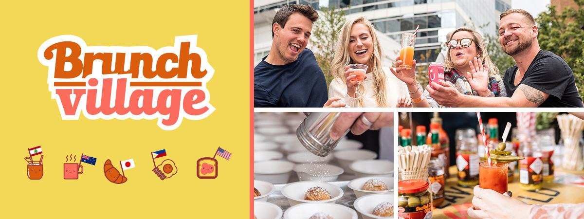2019 Brunch Village: Breakfast Around The World