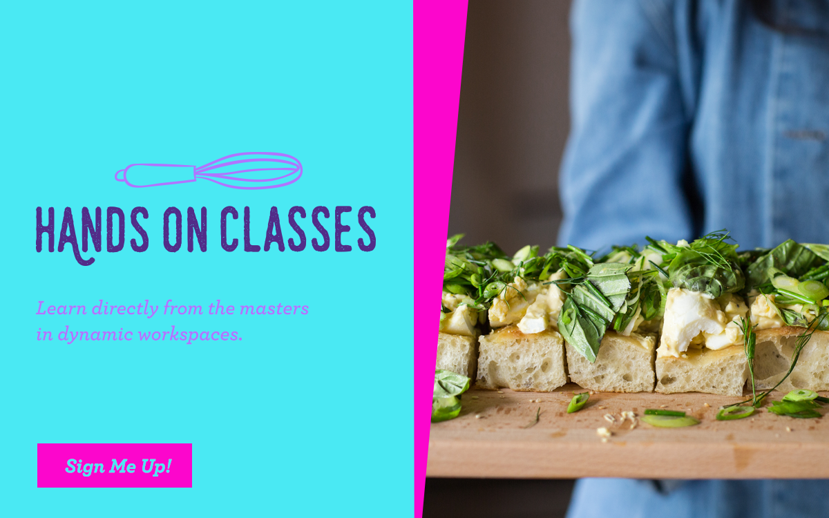 Hands-On Classes