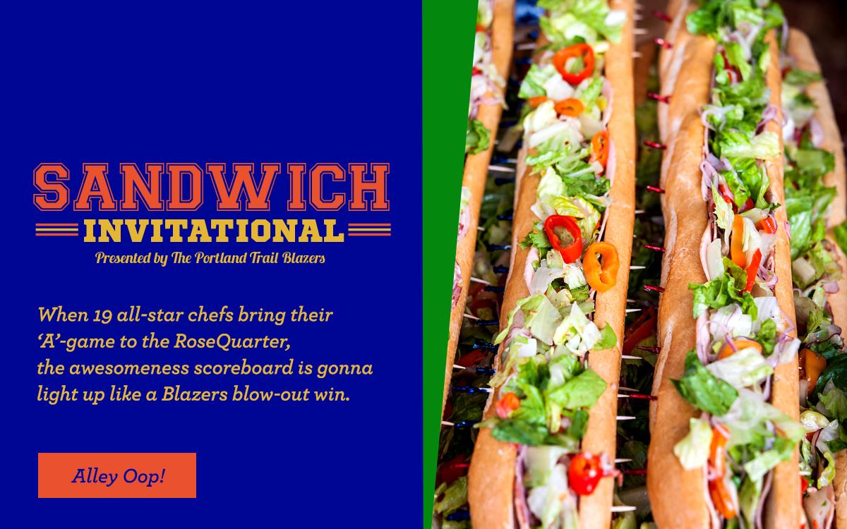Sandwich Invitational