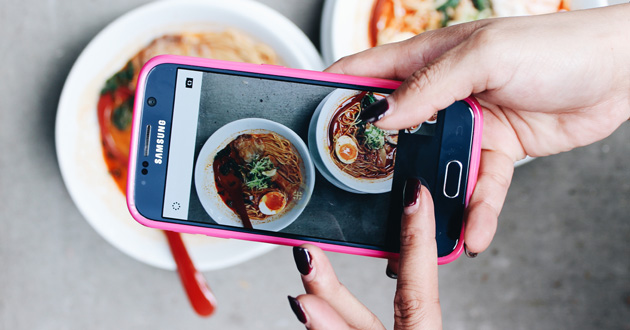 Cook, Style, Shoot, Share: A Food Styling, Phone Photography, and Social Media Workshop