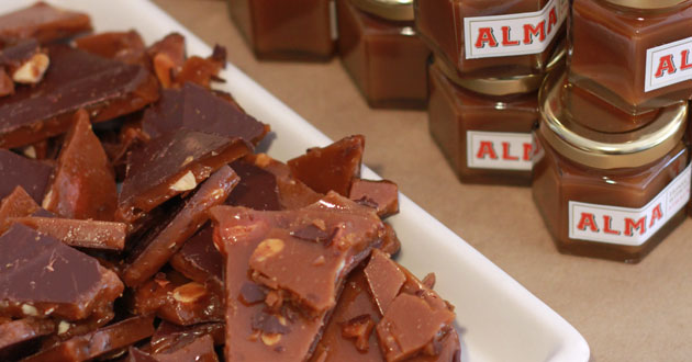 Thinking Outside the (Chocolate) Box: Making Confections with Cheese, Beer and Local Produce