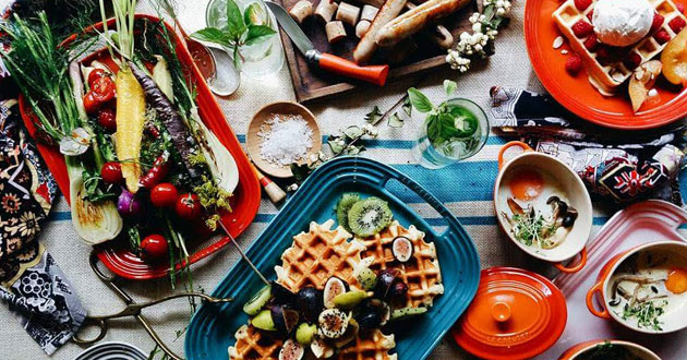 2017 Cook And Capture: Camera-Ready Cooking At Home