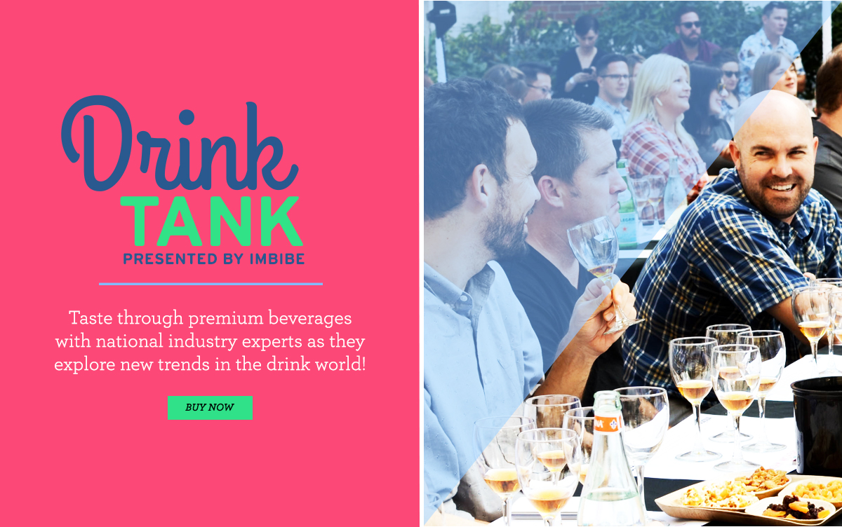 Drink Tank Presented by Imbibe
