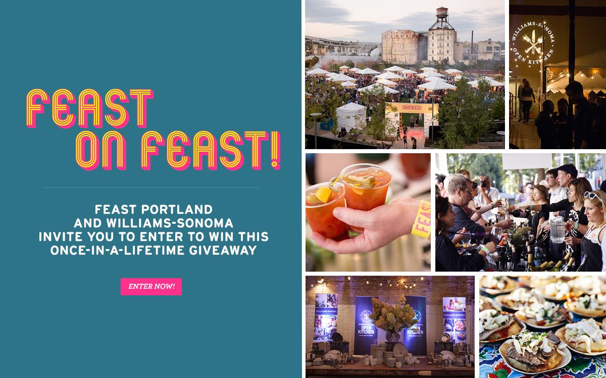 Feast on Feast Giveaway