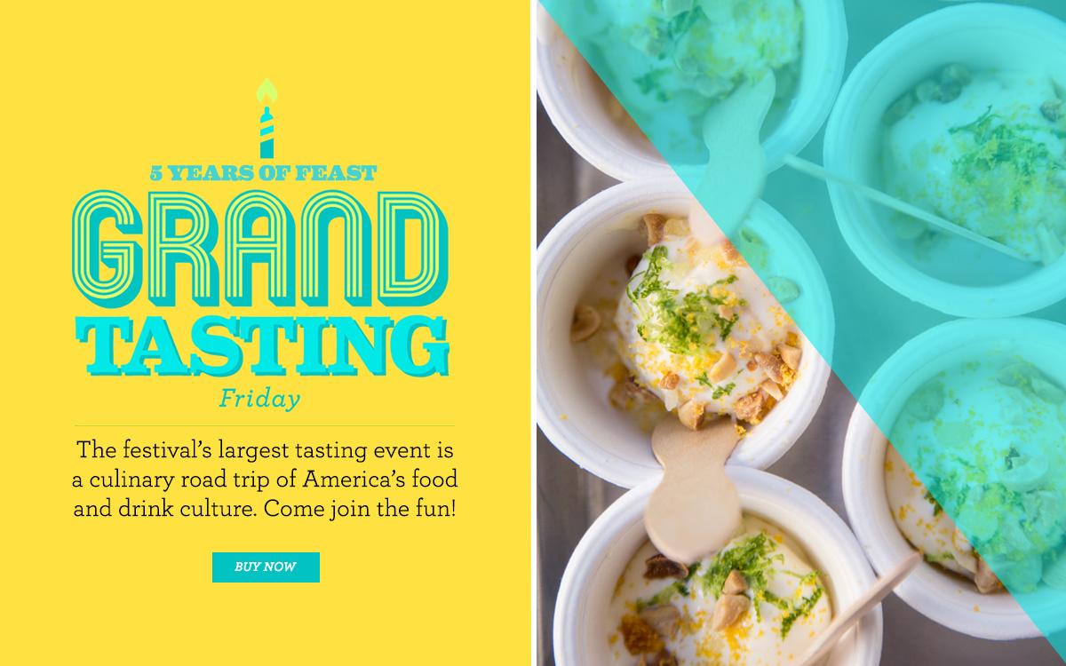 Friday Grand Tasting