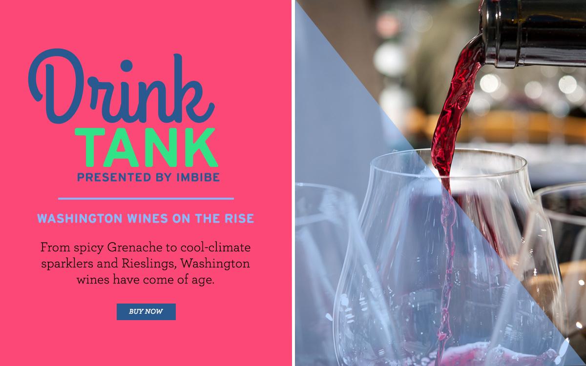 Washington Wines on the Rise