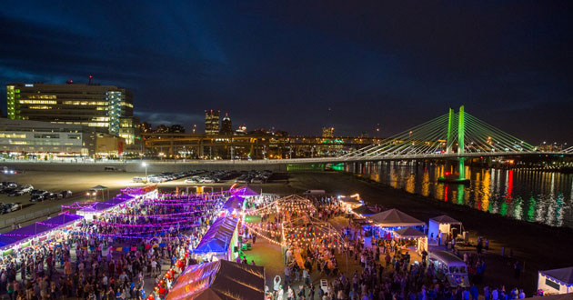 Night Market Presented by Alaska Airlines Visa Signature® Card