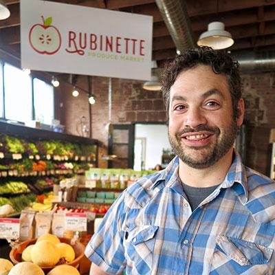 Rubinette Produce Market at Providore Fine Foods