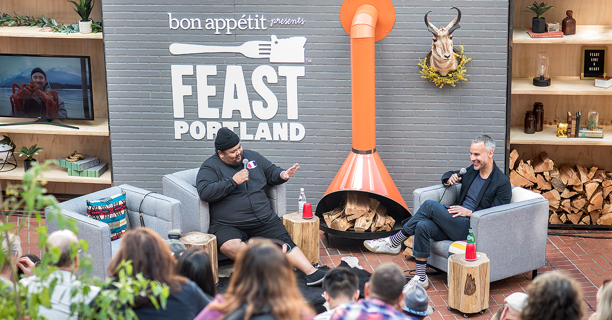 2019 The Big Feast Presented By New Seasons Market: Sunday
