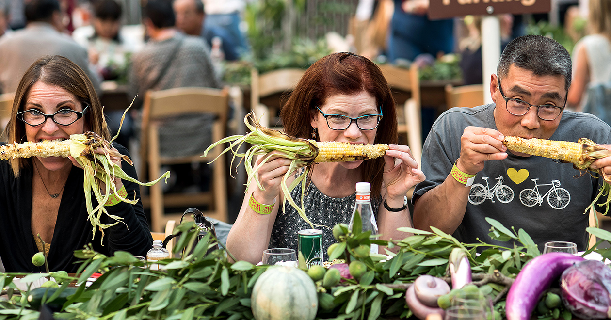 Feast Portland - 2019 Vegetables: A Love Story, Continued